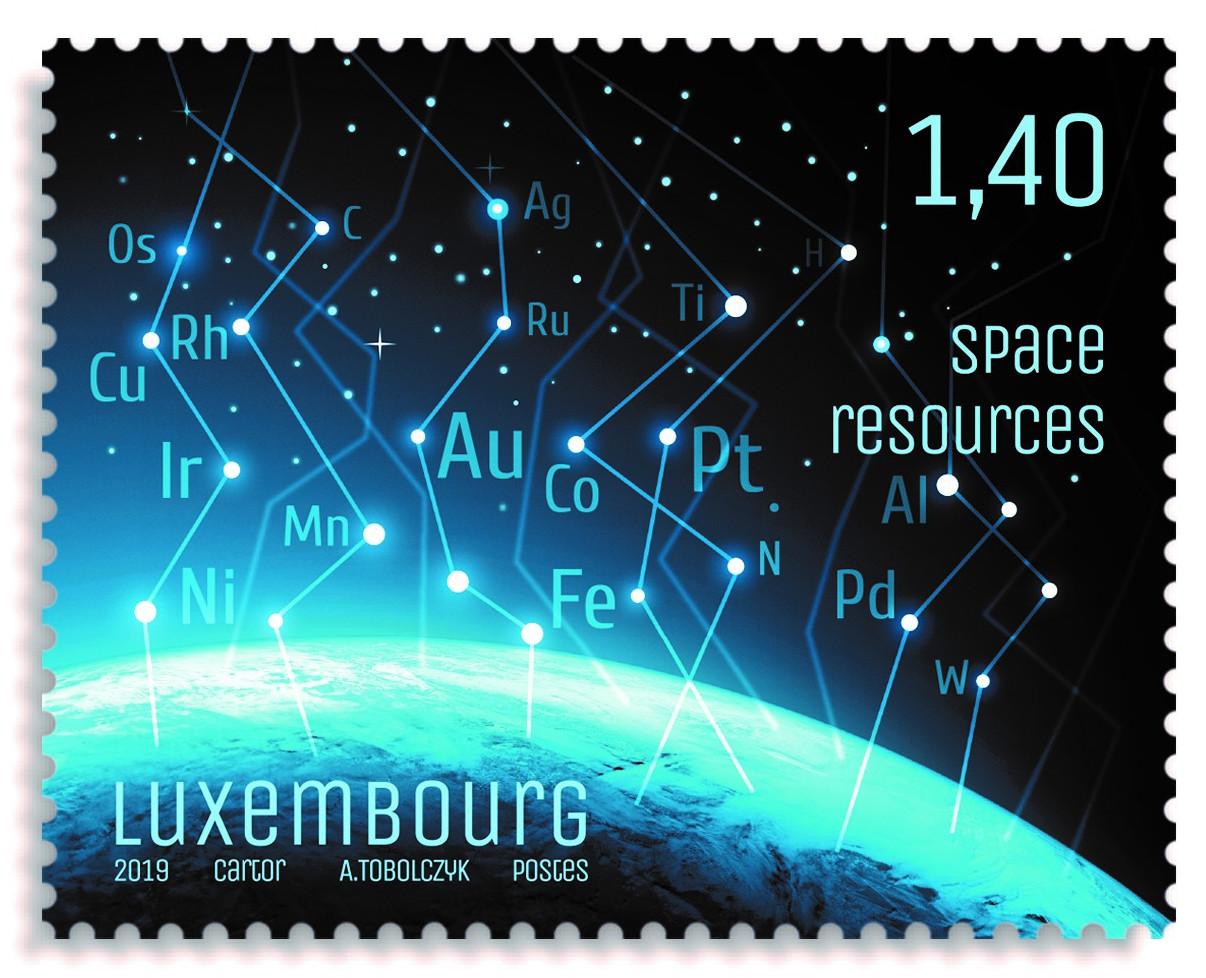 Space ressources 140